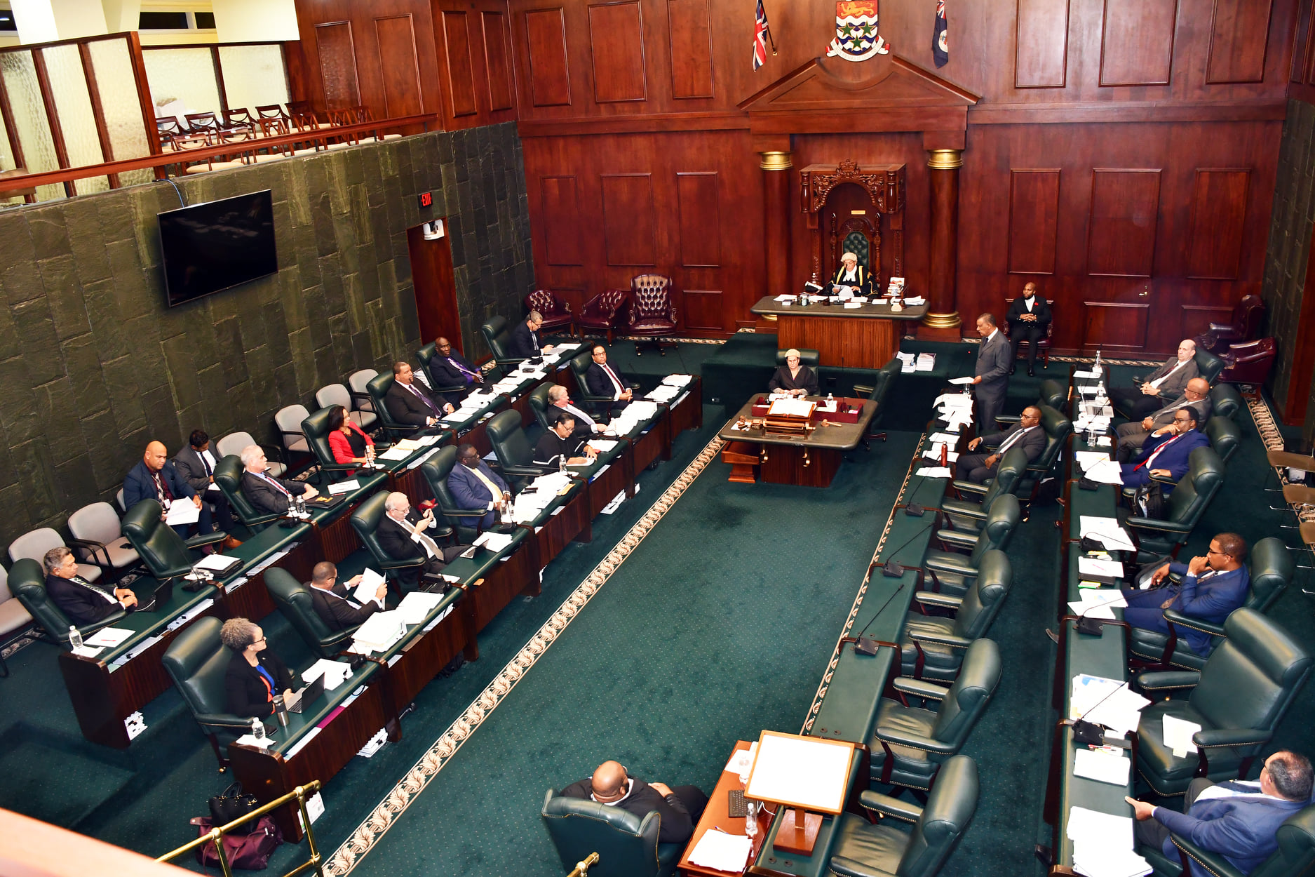 Legislative Assembly Session