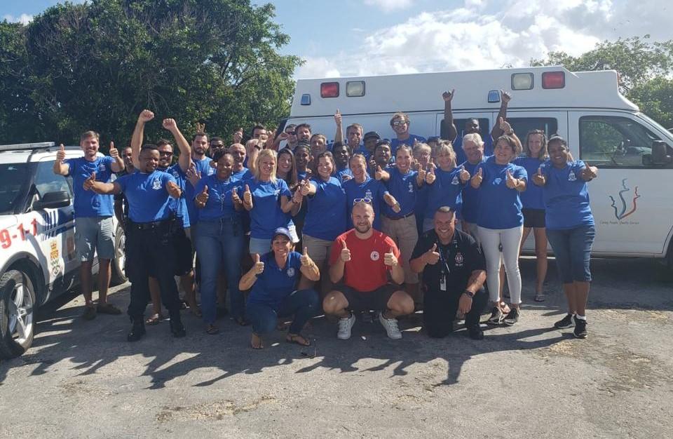Little Cayman Forms Hazard Response Team